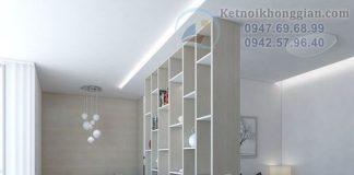 Thiết kế căn hộ chung cư mini