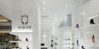 Thiết kế shop thời trang nữ - thiết kế shop giày dép
