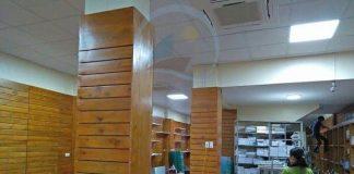 thiết kế thi công nhà sách thái nguyên