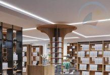 thư viện đẹp